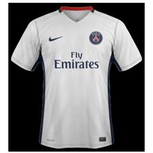 PSG 2016 maillot exterieur Paris 15-16