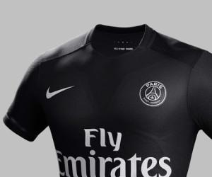 PSG 2016 maillot third Nike 15-16