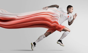 Pays-Bas 2015 maillot exterieur Van Der Wiel