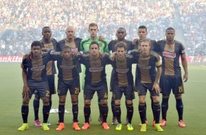 Philadelphia Union 2015 maillot foot domicile