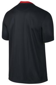 Portugal 2015 dos maillot exterieur football noir