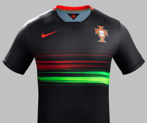 Portugal 2015 face maillot exterieur football