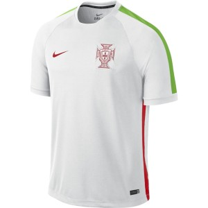 Portugal 2015 maillot entrainement blanc