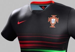 Portugal 2015 torse maillot exterieur football