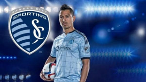 Sporting Kansas City 2015 Adidas maillot domicile