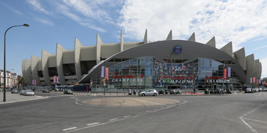 stade de foot PSG