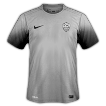 AS Roma 2016 3eme maillot third AS Rome 15-16