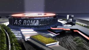 AS roma stadio della roma
