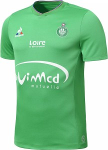 ASSE 2016 maillot domicile officiel 15-16
