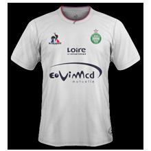 ASSE 2016 maillot foot exterieur 15-16