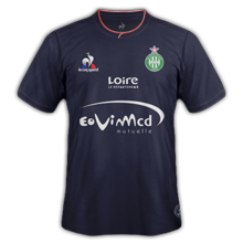 ASSE 2016 maillot foot third 15-16