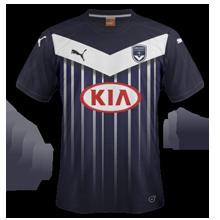 Bordeaux 2016 maillot foot domicile 15 16