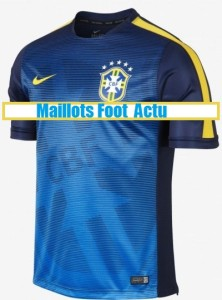 Bresil 2015 maillot pre-match