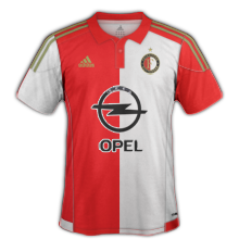 Feyenoord 2016 maillot foot domicile