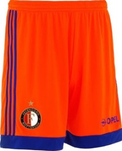 Feyenoord 2016 short football exterieur 15-16