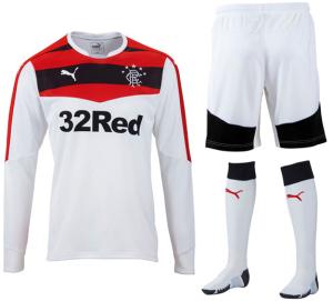 Glasgow Rangers 2016 maillot gardien 15-16