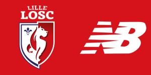 LOSC New Balance Lille sponsor