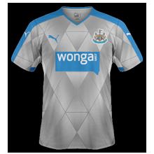Newcastle 2016 maillot exterieur football 15-16