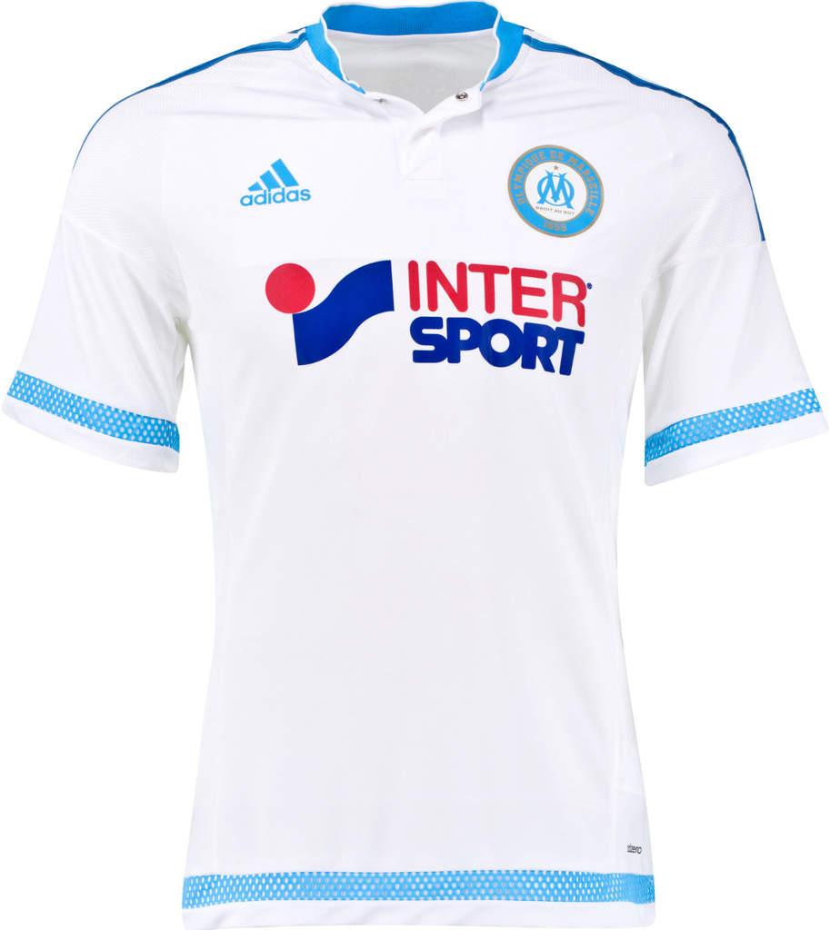 Maillot Extérieur Olympique de Marseille acheter