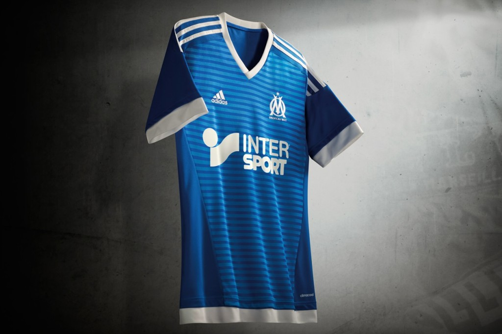 OM 2016 maillot third Marseille 2015 2016