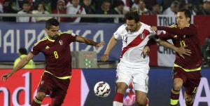 Perou 2015 maillot domicile Copa America