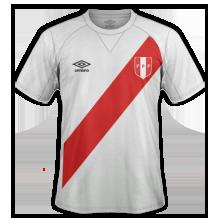 Perou 2015 maillot domicile football Copa America
