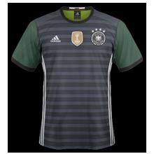 Allemagne 2016 maillot exterieur Euro 2016