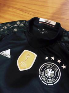 Allemagne 2016 maillot gardien Euro 2016