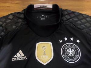 Allemagne 2016 maillot gardien de but Euro 2016