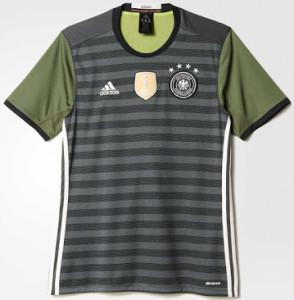 Allemagne Euro 2016 le maillot foot exterieur