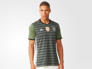 Allemagne Euro 2016 le maillot foot exterieur photo