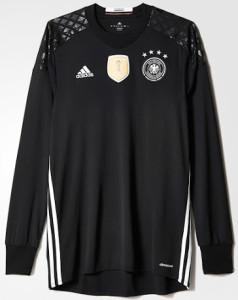 Allemagne Euro 2016 maillot de gardien
