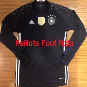 Allemagne Euro 2016 maillot gardien noir