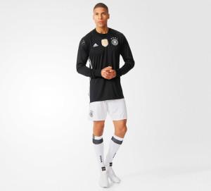 Allemagne Euro 2016 tenue de gardien Adidas