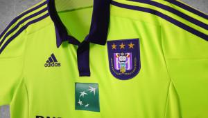 maillot exterieur RSC Anderlecht exterieur 2015 2016