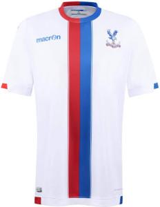 Crystal Palace 2016 maillot foot exterieur