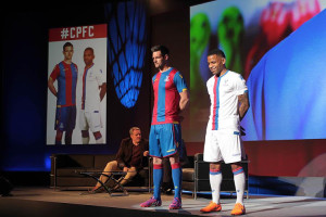 Crystal Palace 2016 maillots football 2015 2016