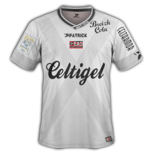 EA Guigamp 2016 maillot foot exterieur 15-16