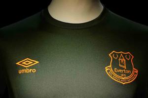 Everton 2016 troisieme maillot third 15 16