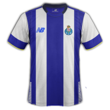 FC Porto 2016 maillot domicile 15-16 officiel