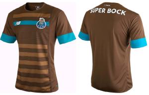 FC Porto 2016 maillot exterieur 15-16