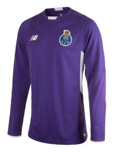 FC Porto 2016 maillot gardien violet