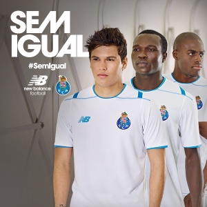 FC Porto 2016 maillot third 15-16 officiel