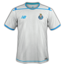 FC Porto 2016 maillot third 15-16