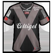 Guingamp 2016 maillot de foot noir 2015 2016