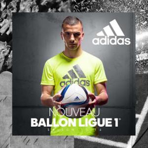 L1 2016 nouveau ballon Ligue 1 2015 2016 Lopez