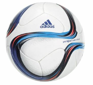 nouveau ballon de foot 2015 2016 ligue 1 maillots foot actu. Black Bedroom Furniture Sets. Home Design Ideas
