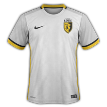 LOSC 2016 maillot exterieur foot Lille