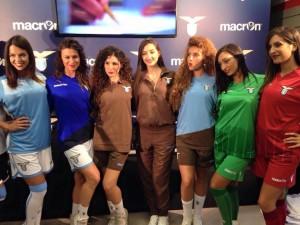 Lazio 2016 Macron maillots