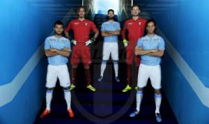 Lazio 2016 maillot domicile officiel 15-16